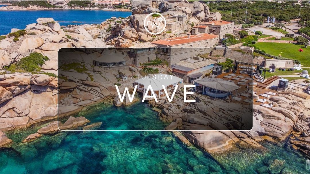Tuesday Wave - August 3rd event cover
