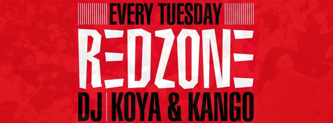 Cartel del evento Tuesdays | Red Zone