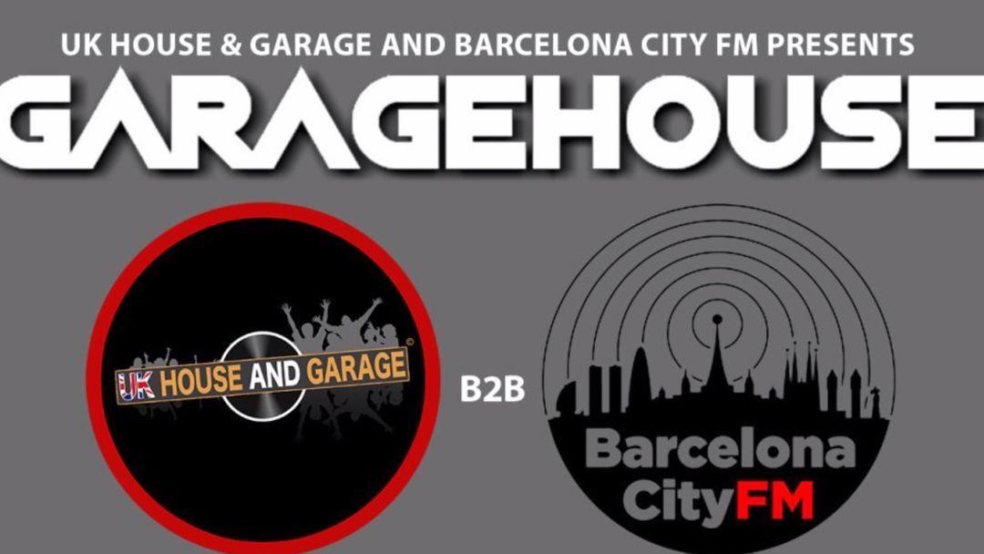 Cartel del evento UK GARAGE & HOUSE @ Garage442