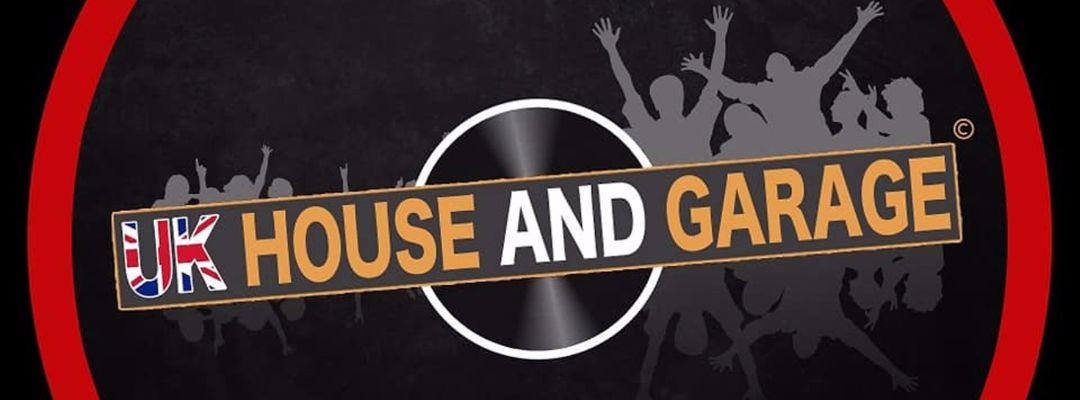 Cartel del evento UK HOUSE & GARAGE BARCELONA @ garage442