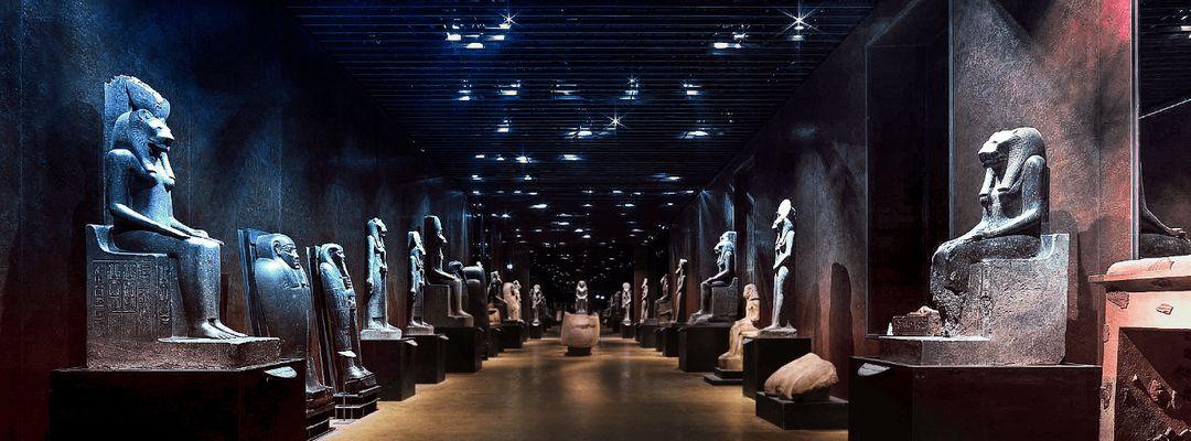 Una notte al Museo Egizio / Aperitivo & Music event cover