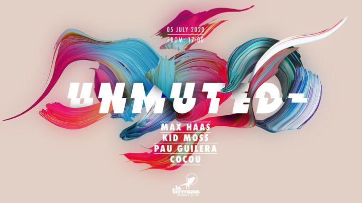 Cover for event: UNMUTED pres 100% at La Terrrazza