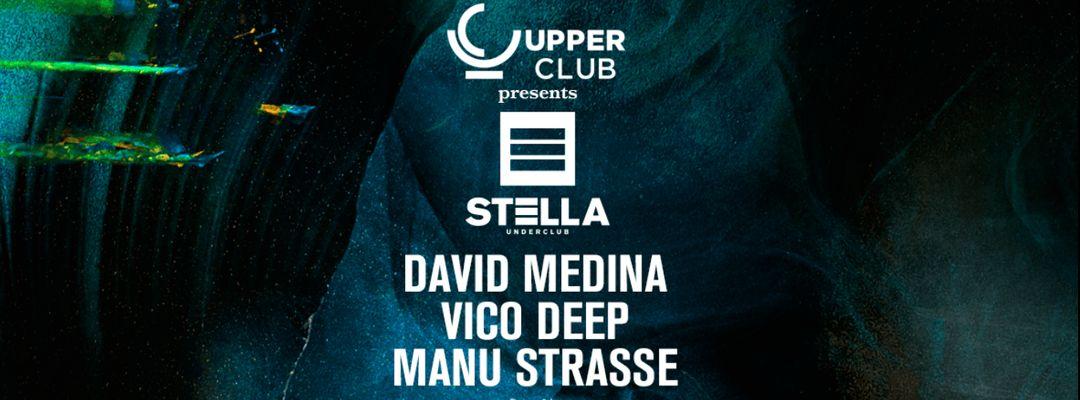 Copertina evento Upper Club · Víspera de Festivo