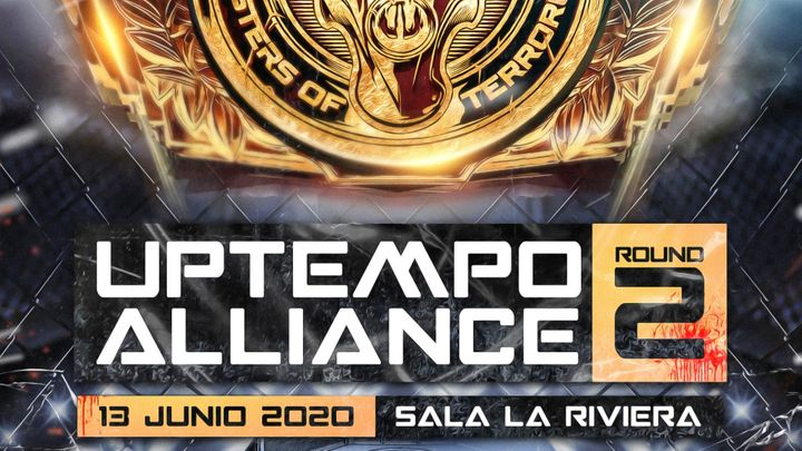 Cover for event: Uptempo Alliance Round 2