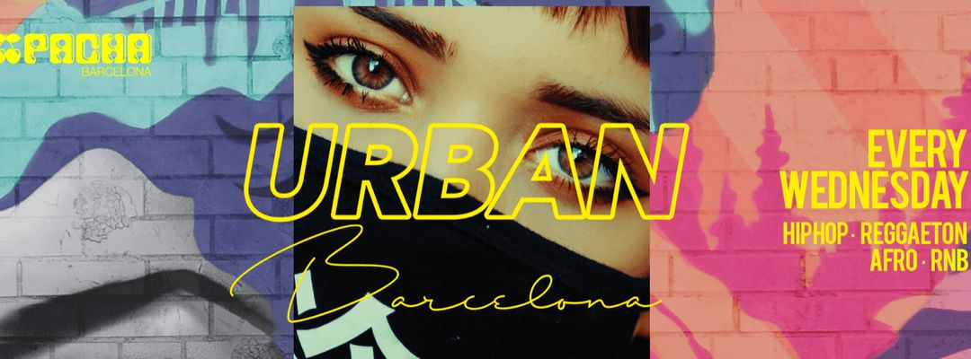 Capa do evento URBAN - Every Wednesday
