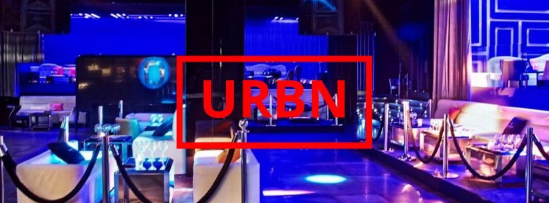 Capa do evento URBN