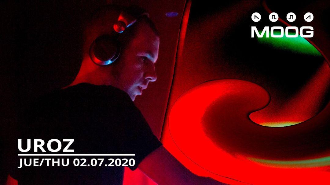 UROZ (MOOG) event cover