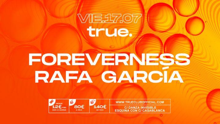 Cover for event: V17 - True Club Foreverness + Rafa García