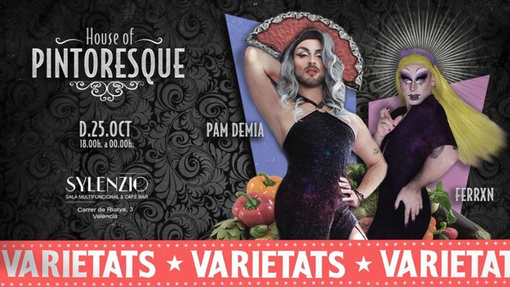 Cover for event: Varietats - House of Pintoresque