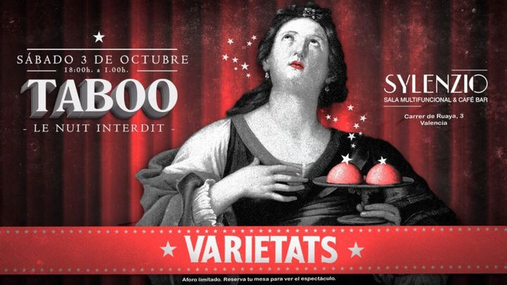 Cover for event: Varietats - Taboo
