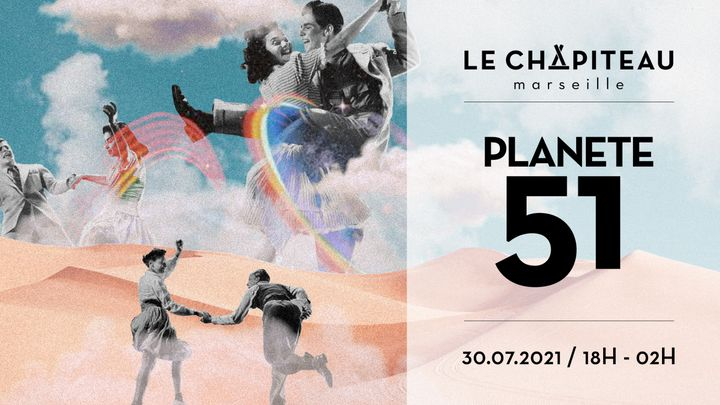 Cover for event: Décollage imminent - w/ Planète 51