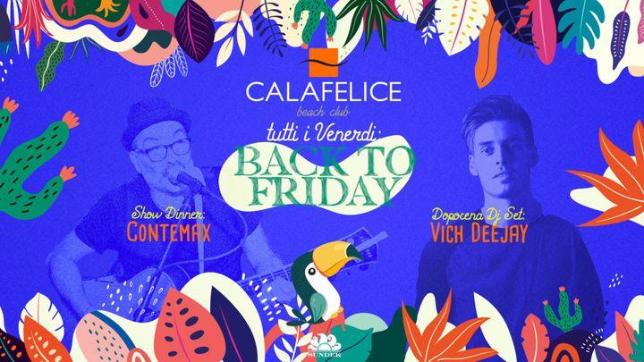 Cover for event: Venerdi Cala Felice AperiChic