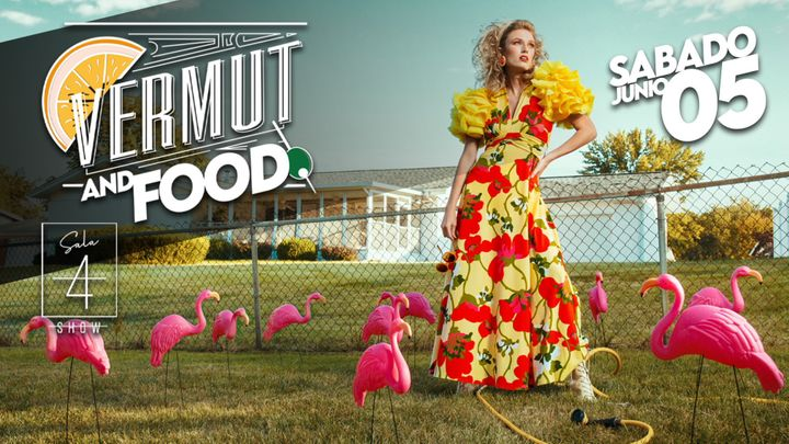 Cover for event: VERMUT and FOOD 05 de Junio