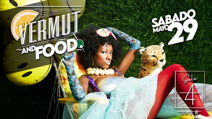 Cover for event: VERMUT and FOOD 29 de Mayo