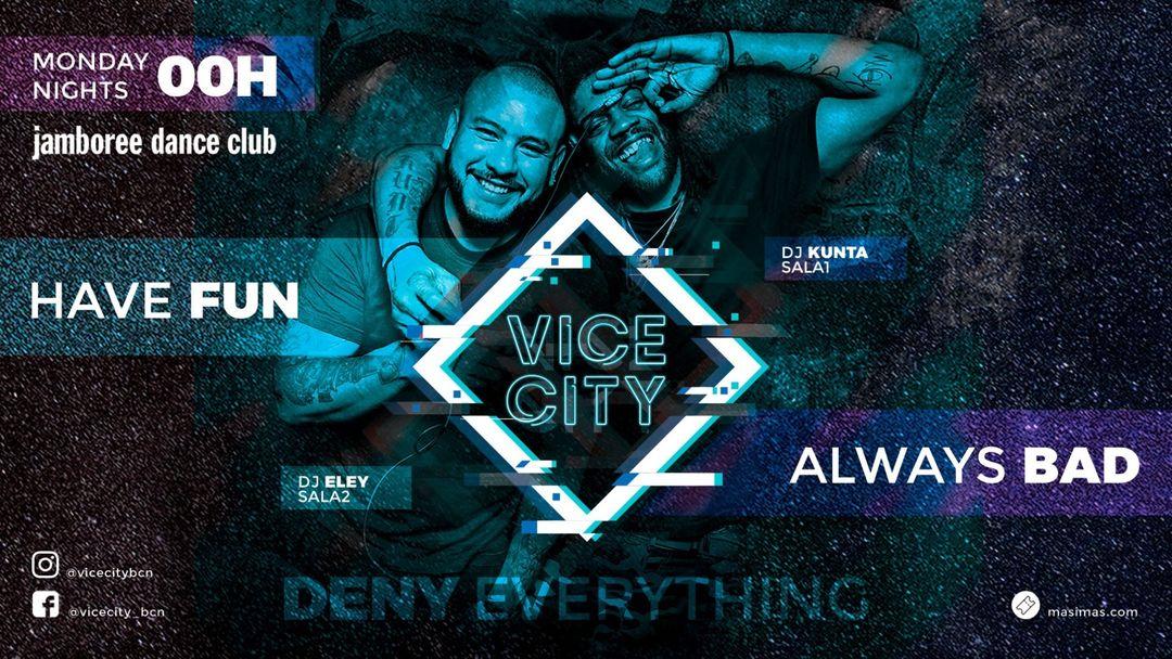 Couverture de l'événement Vice City