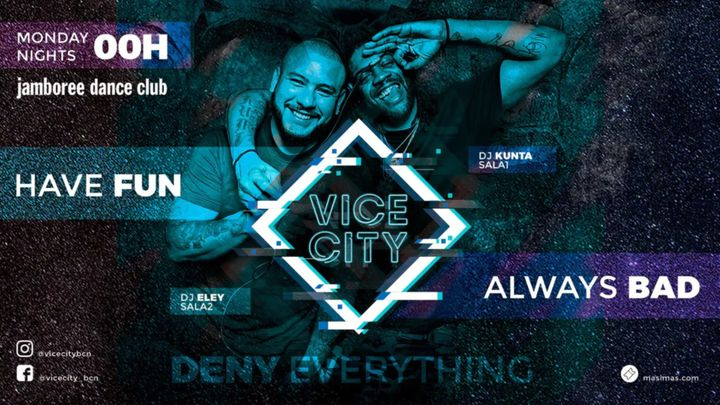 Cover for event: Vice City