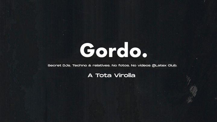 Cover for event: Viernes 01_10_ 21 Club Gordo en LÁTEX
