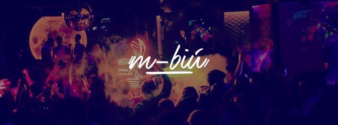Viernes || M-Biu-Eventplakat