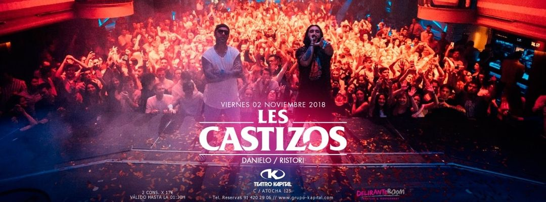 Cartel del evento Viernes || Teatro Kapital