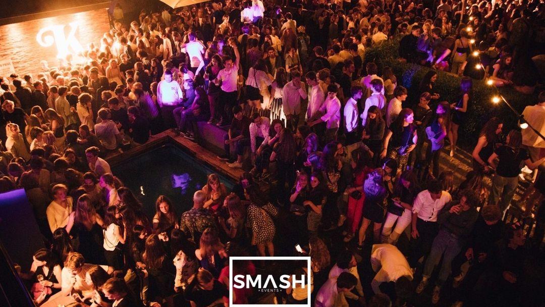 VIP Smash délibés 17/12  KO event cover