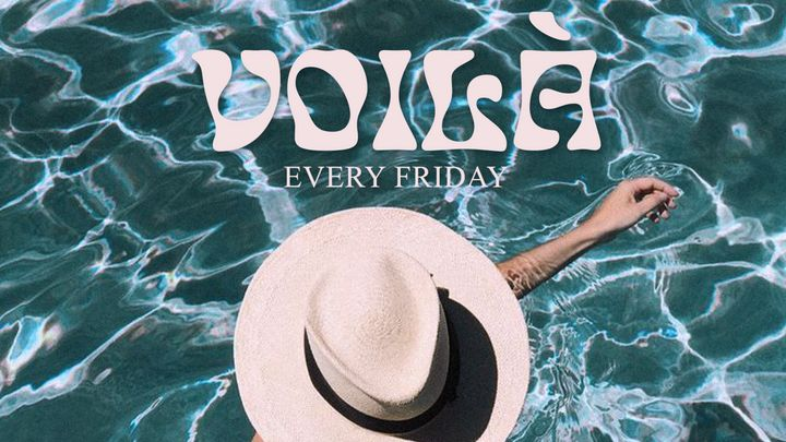Cover for event: Voilà - Every Friday Afternoon