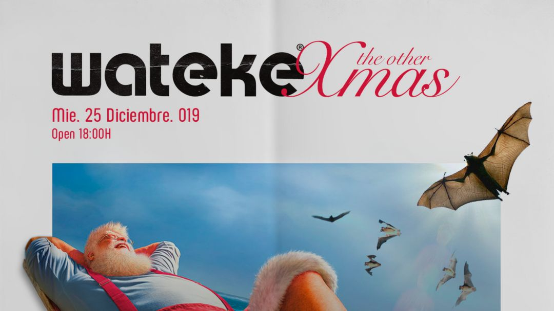Couverture de l'événement WATEKE SPÉCIAL XMAS [25.12.19]