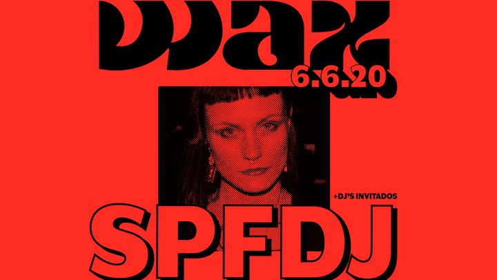 Cover for event: WAX presenta SPFDJ