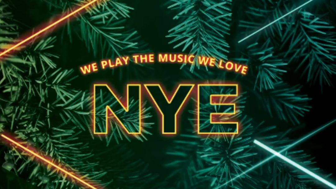 Cartel del evento We Play The Music We Love 'NYE 2020' at Azimut Club