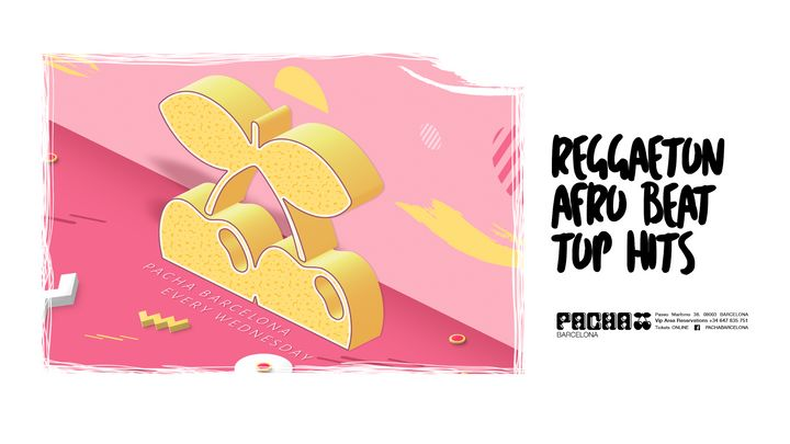 Cover for event: Wednesdays at Pacha Barcelona