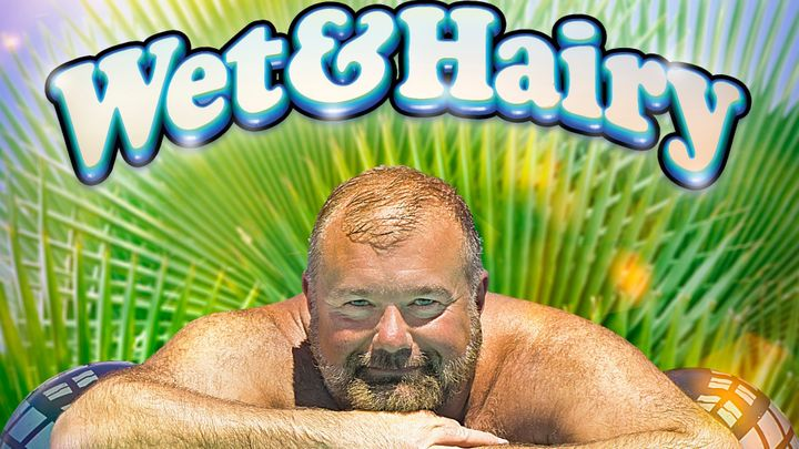 Cover for event: WET & HAIRY Bear Pool Party - Official Event Maspalomas Pride 2021