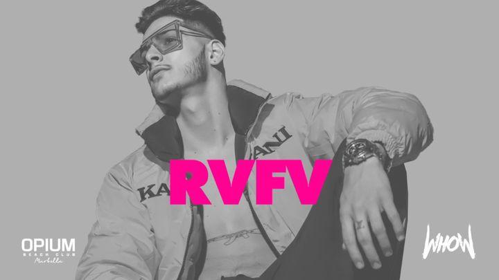 Cover for event: WHOW PRESS - RVFV - Martes 4 Agosto