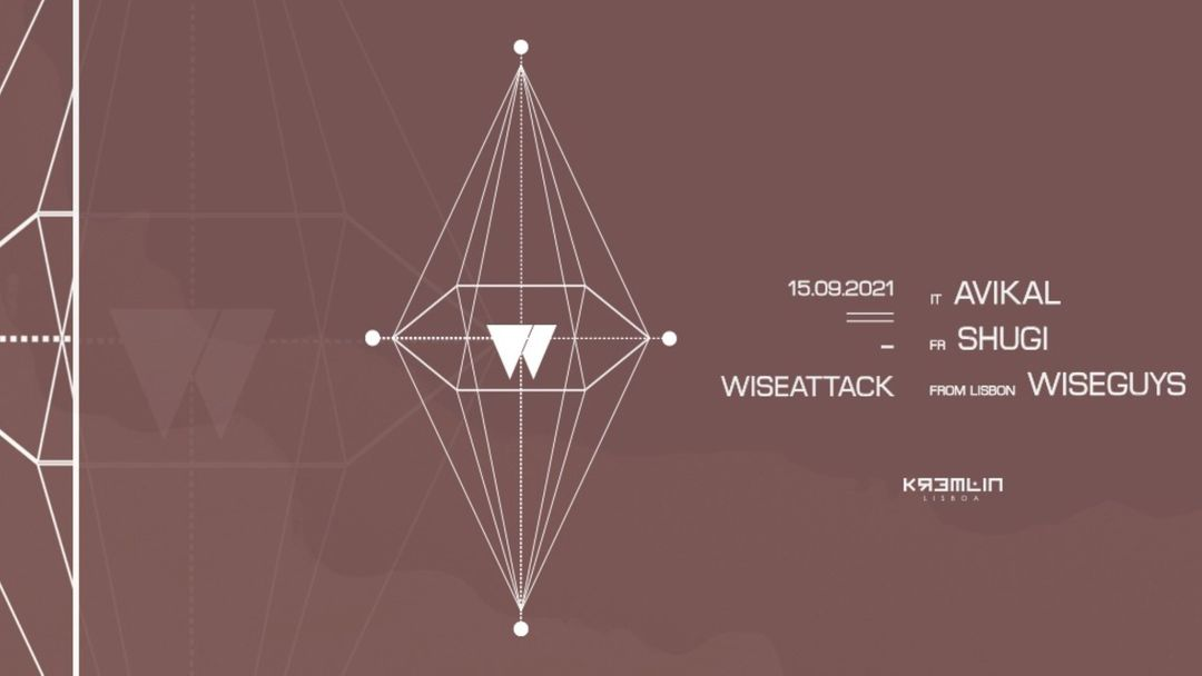Wiseattack event cover