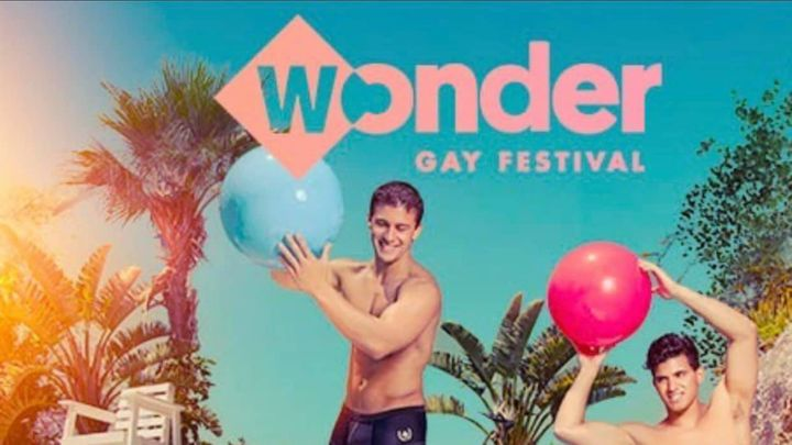 Cover for event: Wonder Gay Festival