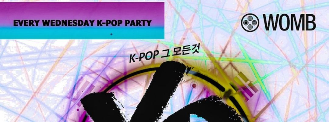 XO   Every Wednesday-Eventplakat