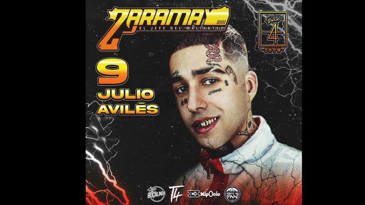 Cover for event: ZARAMAY / 9 de Julio