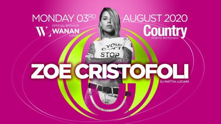 Cover for event: Zoe Cristofoli | Country Club