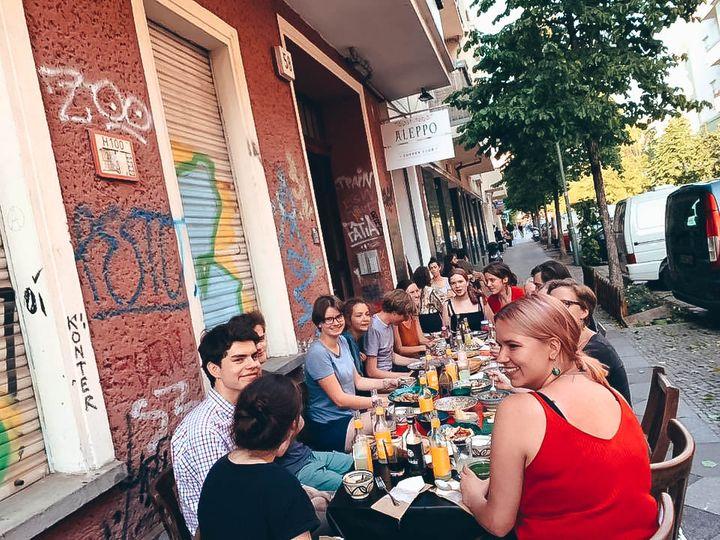 Cover for venue: Aleppo Supper Club
