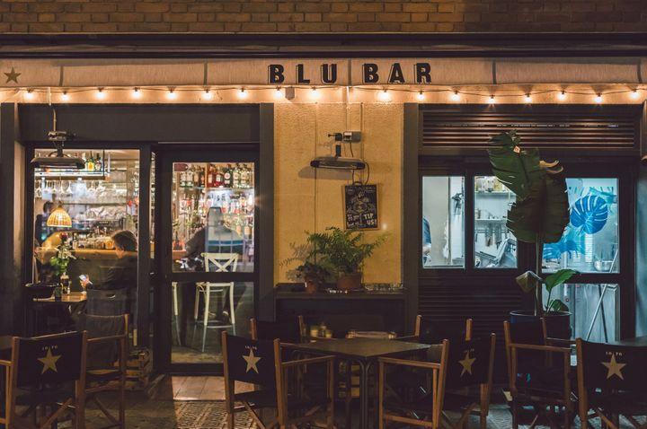 Cover for venue: Blu Bar
