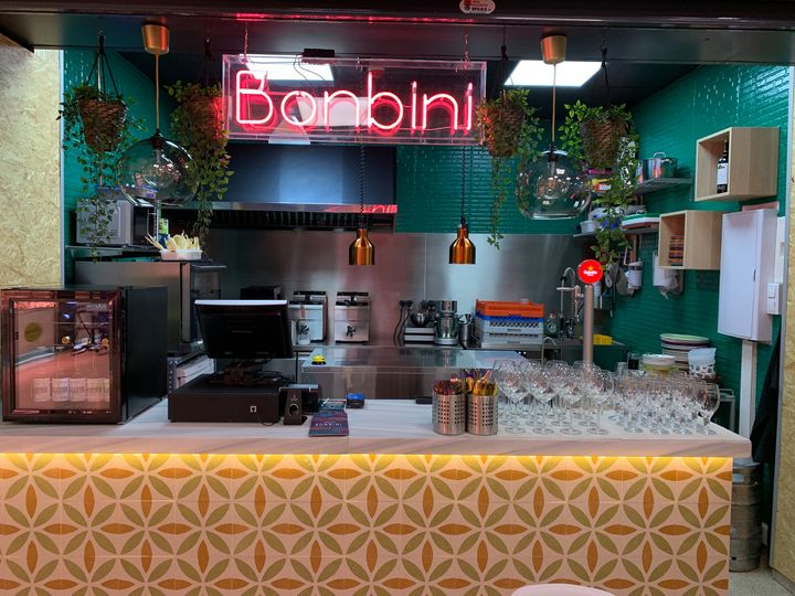 Cover for venue: Bonbini