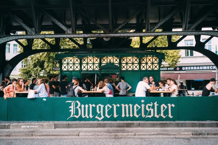 Cover for venue: Burgermeister Schlesisches Tor