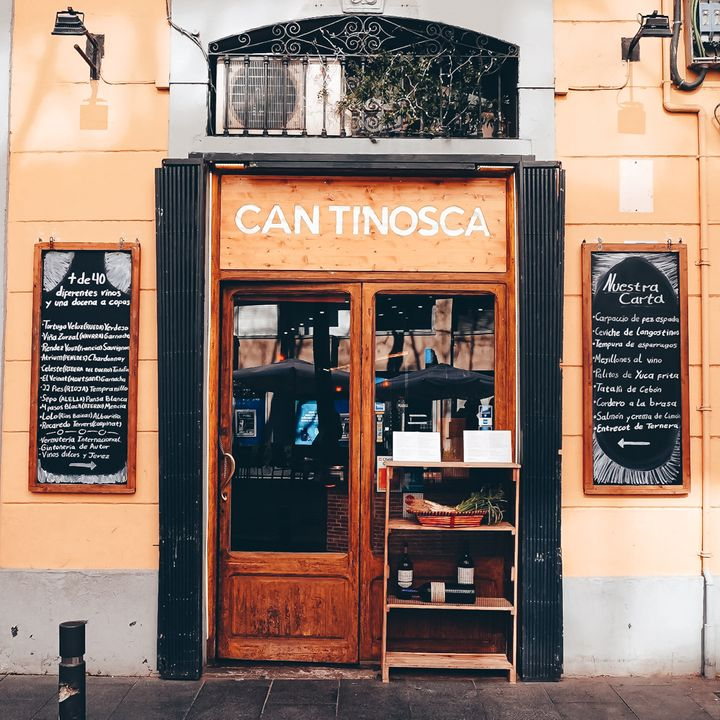 Cover for venue: Can Tinosca - Cantina Gastronomica