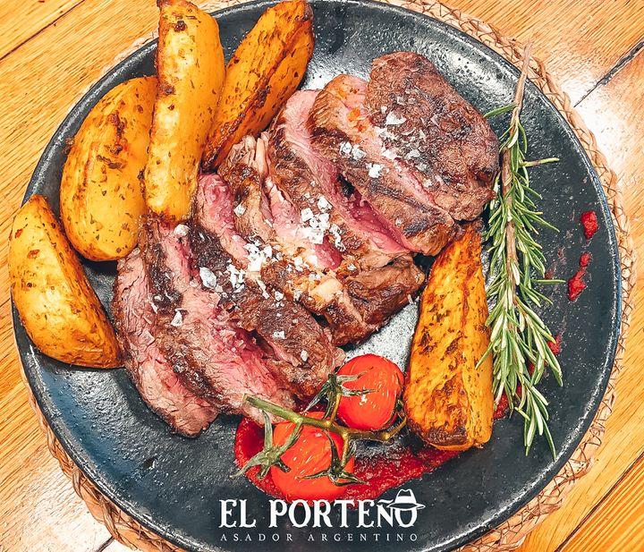 Cover for venue: El Porteño Asador Argentino