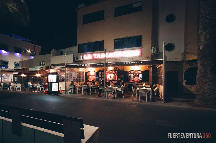 Cover for venue: La Taberna - Juan & Ana