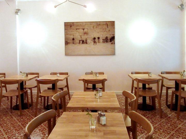 Cover for venue:  Zula Hummus Café